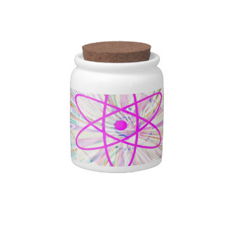 Soul Power : Solar Energy Artistic Design Candy Jar