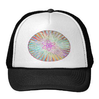 Soul Power : Solar Energy Artistic Design Mesh Hat