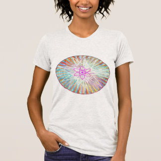 Soul Power : Solar Energy Artistic Design T Shirt