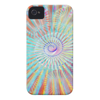 Soul Power - Solar Energy Light Shade Waves Case-Mate iPhone 4 Case
