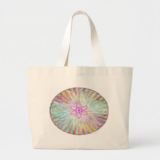 Soul Power - Solar Energy Tote Bags