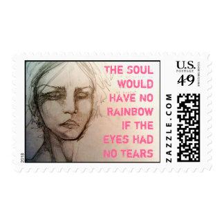 Soul Rainbow Postage