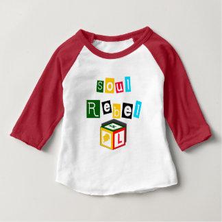 Soul Rebel Baby T-Shirt
