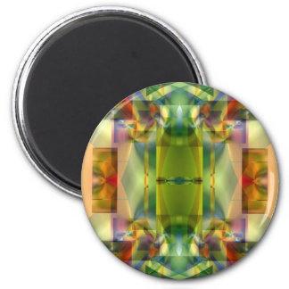 Soul Sanctuary 5 2 Inch Round Magnet