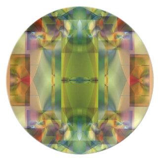 Soul Sanctuary 5 Melamine Plate