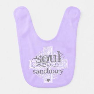 """Soul Sanctuary"" Baby Bib"