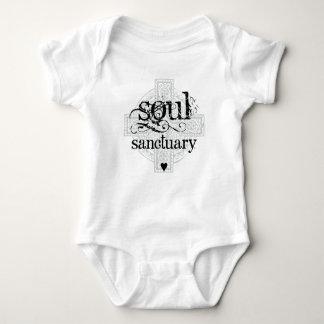 """""""Soul Sanctuary"""" Infant One-Piece Bodysuit"""