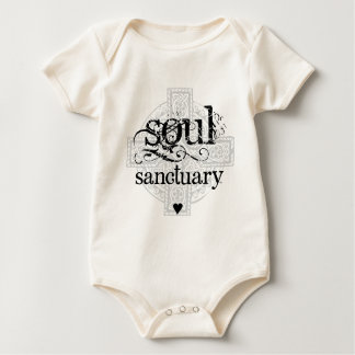 Soul Sanctuary Organic Baby Bodysuit