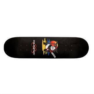Soul Sanctuary Panda Skateboard