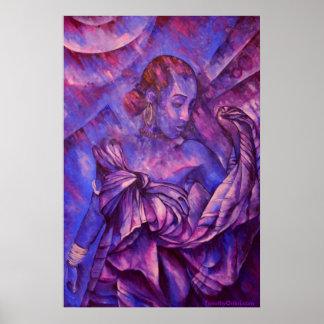 Soul Searching - Canvas Print