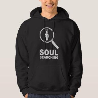 Soul searching hoodie