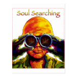 Soul Searching Postcards