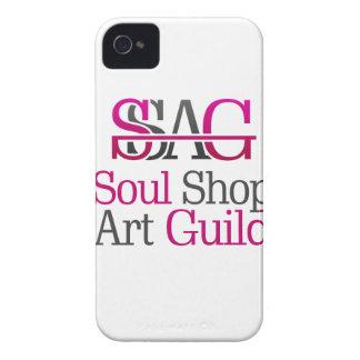 Soul Shop Art Guild Souvenirs iPhone 4 Covers