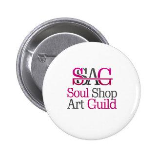 Soul Shop Art Guild Souvenirs Pinback Button