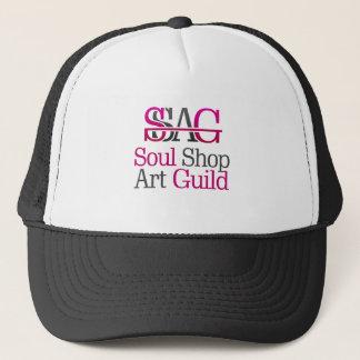 Soul Shop Art Guild Souvenirs Trucker Hat
