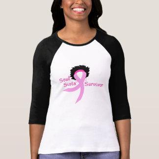 Soul Sista Survivor 3/4 Sleeve Shirt
