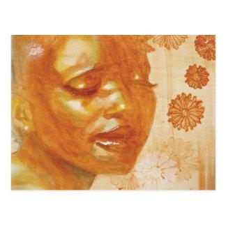 Soul Sistah 2 Postcard