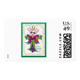 Soul Sistah Elf Angel Stamps