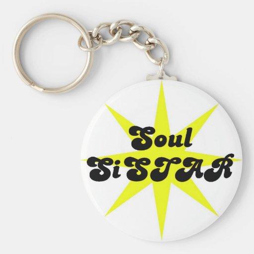 Soul SiSTAR keychain