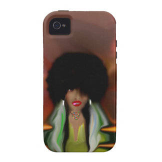 Soul Sister by Audra V McLaughlin iPhone 4/4S Cases