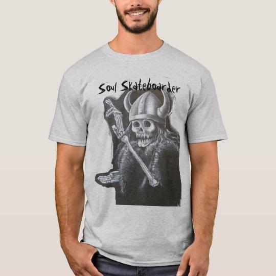 Soul Skateboarder T-shirt 01