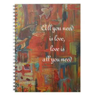 Soul Song Notebook