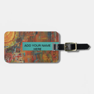 SOUL SONG TRAVEL TAG