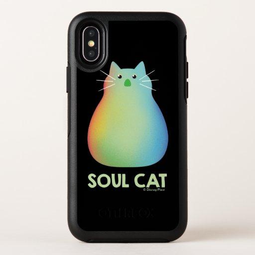 Soul | Soul Cat OtterBox Symmetry iPhone XS Case