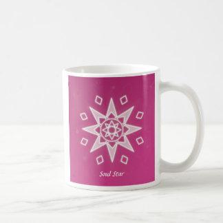 Soul Star Classic White Coffee Mug
