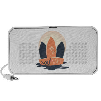 Soul Surfer Speaker System