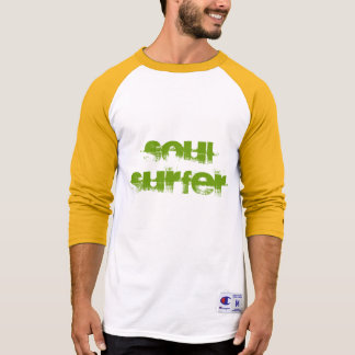 Soul Surfer Yellow and White Long Sleeve Top T-shirt