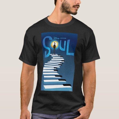 Soul  Theatrical Art T_Shirt