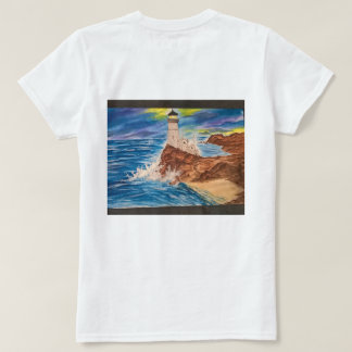 Soul to Paper lighthouse t-shirt