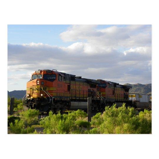 Soul Train Postcard