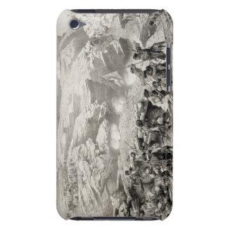 Soulak Pass at Akhati, Dagestan, plate 61 from a b iPod Touch Case-Mate Case