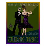 Soulard Mardi Gras 2010 Poster
