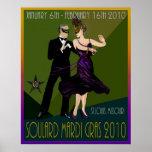Soulard Mardi Gras 2010 Print