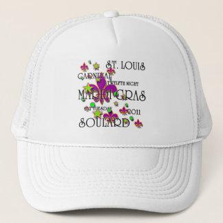 Soulard Mardi Gras 2011 Trucker Hat