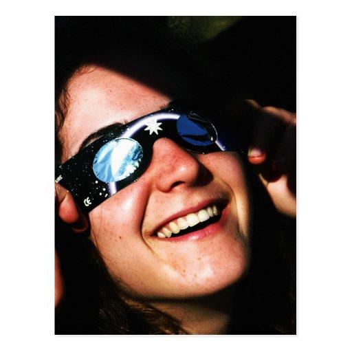 Soulclipse sonríe postal