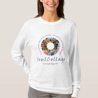 SoulCollage® Ladies Long Sleeve T-Shirt