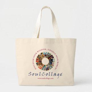 SoulCollage® Logo Jumbo Tote