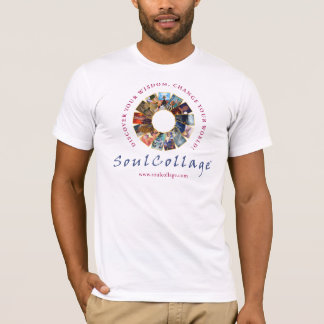 SoulCollage® Men's American Apparel T-Shirt