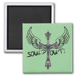 Soul'd Out - Sold Out to Christ Youth Group Magnet