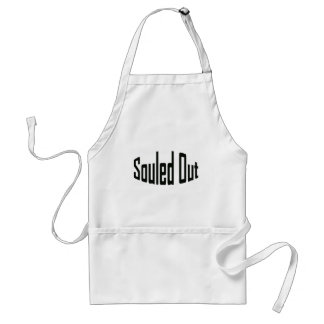 Souled Out Aprons