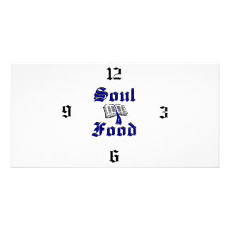 soulfoodclock card