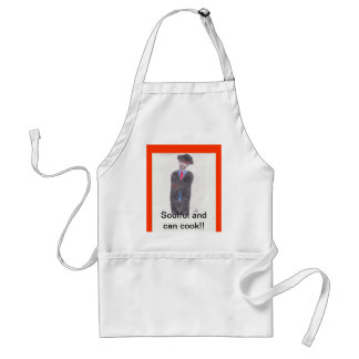 Soulful and can cook!! adult apron
