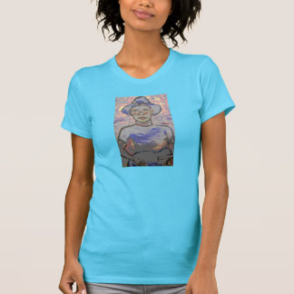 Soulful Bluesman Tee Shirt