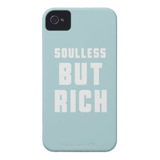 Soulless, but Rich Case-Mate iPhone 4 Cases