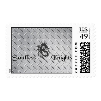 Soulless Knights Postage Stamp