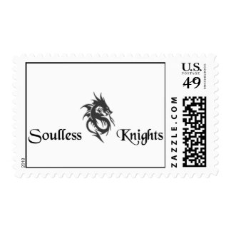 Soulless Knights Postal Stamp